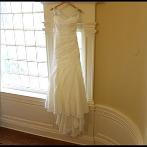 Lillian West Wedding Dress - Style 6310